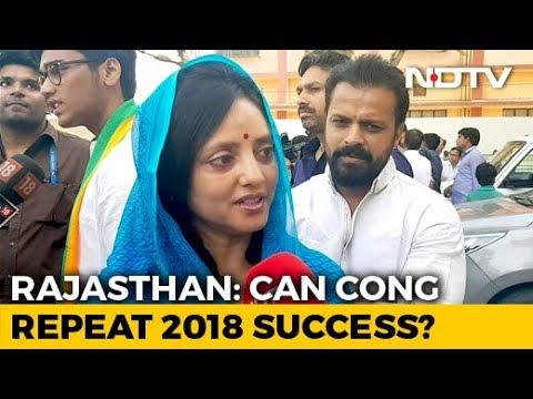 """Lok Sabha Polls: """"Hope In The Eyes"""" Of Voters, Says Rajyavardhan Rathore's Wife"""