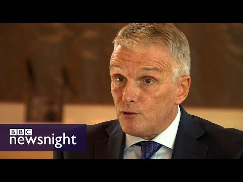 FULL interview: RBS's Jon Pain responds to BuzzFeed/Newsnight report