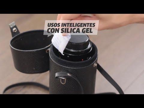 Diferentes usos del silica gel | Trucos y curiosidades | VIX