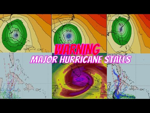 HUGE Tropical Update