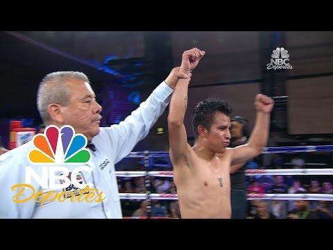 Miguel Martínez Vs. Ricardo Urbina  (Pelea Completa) | Boxeo Telemundo | NBC Deportes