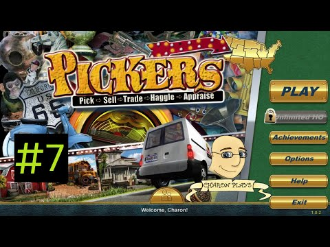 Pickers - #7 - Boats and Bikes