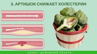 Что лечит артишок? Печень, диабет и холестерин - Домашний лекарь - выпуск №241