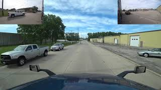 June 19, 2019/500 Trucking, it's time to get loaded. Green Bay, Wisconsin