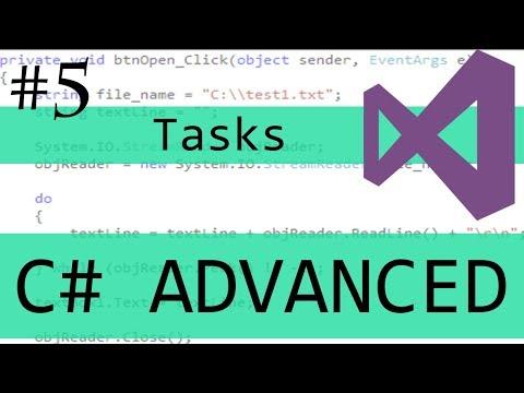 #5 C# Avançado - Introdução à Tasks (System.Threading.Tasks)