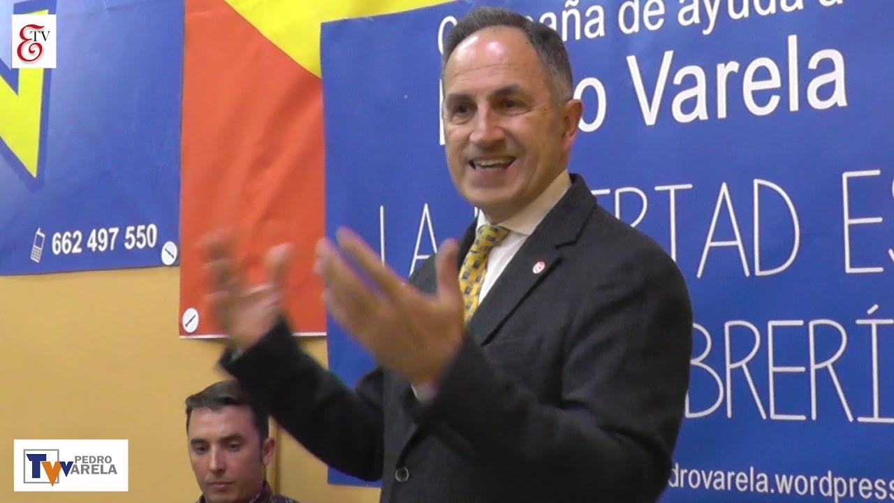 PEDRO VARELA: ¿POR QUÉ LUCHAMOS? (Valladolid, 22 02 2020)