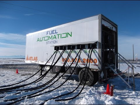 Fuel Automation Station