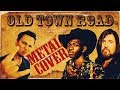 Old town road - Tenkan vs Lil Nas X feat. Billy Ray Cyrus (Metal cover)