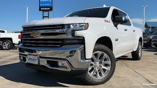 2019 Chevrolet Silverado LTZ Z71 ( 6.2L V8) - Review
