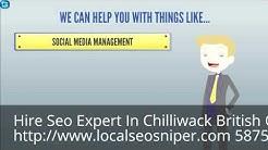 Hire Seo Professional In Chilliwack British Columbia
