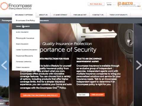 Encompass Car Insurance Review by AutoInsuranceEZ.com