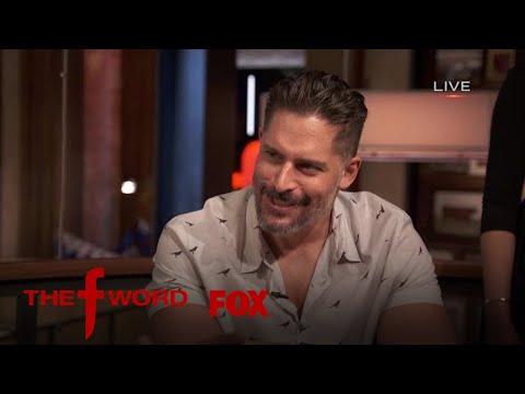 Joe Manganiello Has A Taste Test With Gordon Ramsay | Season 1 Ep. 5 | THE F WORD