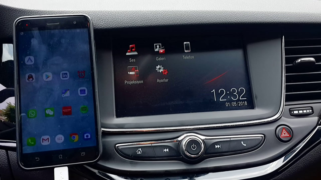 Android Auto Communication Error Because of Twin Apps