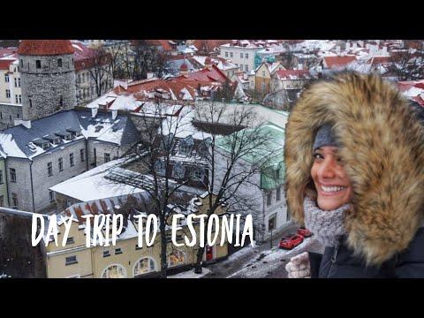 Estonia for the Day تالين في استونيا