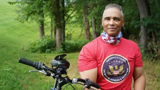 Air Force Veteran goes extra miles for American Legion