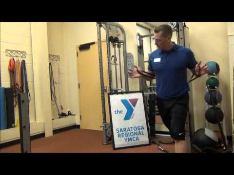 Saratoga Regional YMCA Presents Warm Weather Workout, Part 3