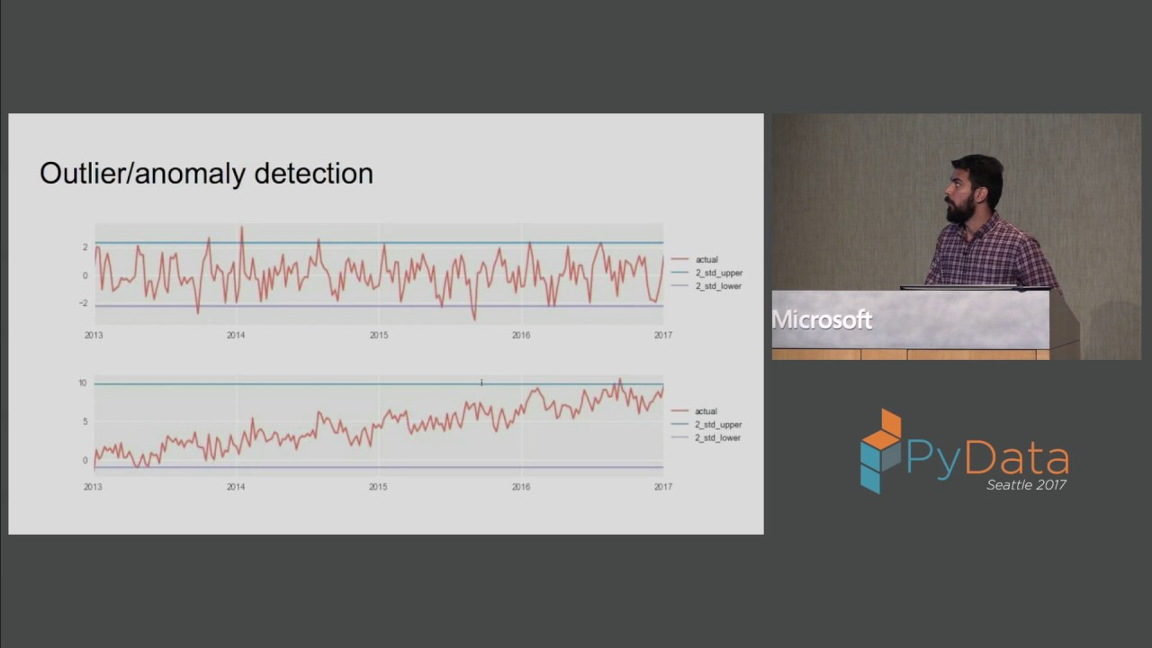 Pranav Bahl, Jonathan Stacks - Robust Automated Forecasting in Python and R