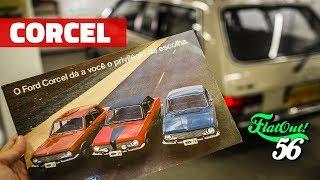 CORCEL 50 ANOS MATERIAIS INDITOS DO GT XP AO DEL REY  FLATOUT56