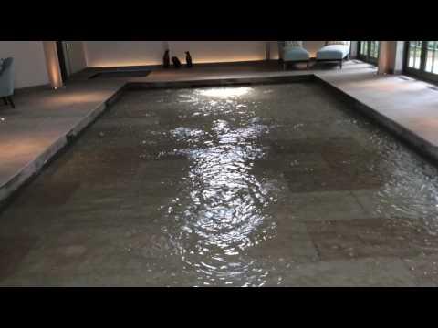 Moving Pool Floor - Almatron Pools