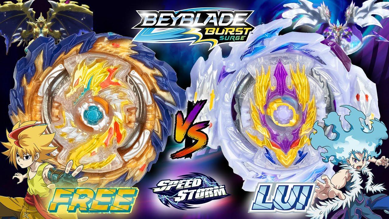 Beyblade Bey SPS Raid LUINOR L6