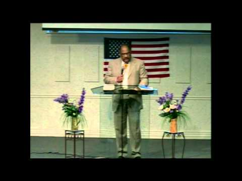 The bravest preacher in America, Pastor James David Manning,  asks Where are the righteous men?