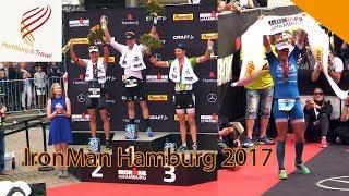 Hamburg and Travel Am 13.8.2017 fand der erste IronMan in Hamburg s...