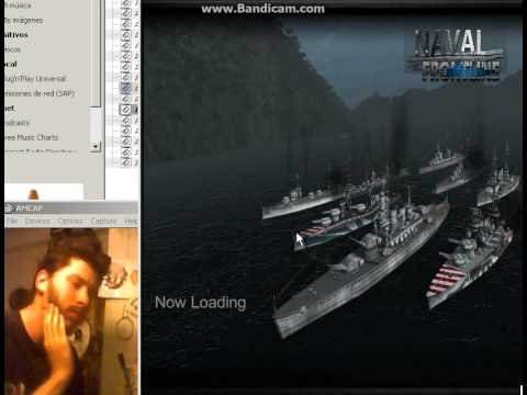 Naval Front-Line: Web Alpha, en facebook: PARTE 8