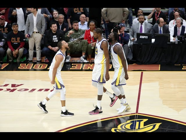 Top 20 NBA Finals Plays from the Warriors and Cavaliers