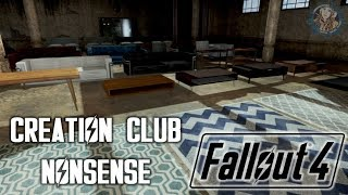 Fallout 4 Creation Club Content Review & Mini Rant