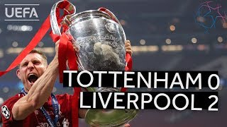 Download Video TOTTENHAM 0-2 LIVERPOOL #UCL FINAL HIGHLIGHTS MP3 3GP MP4
