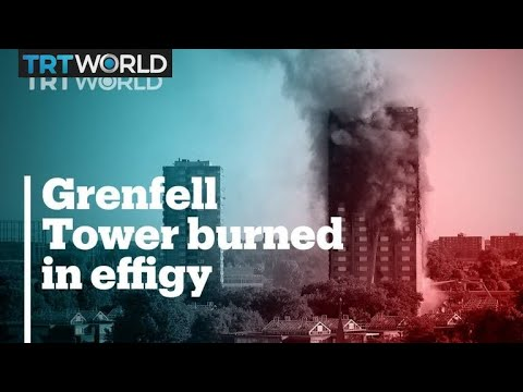 man-who-filmed-burning-of-grenfell-tower-effigy-acquitted