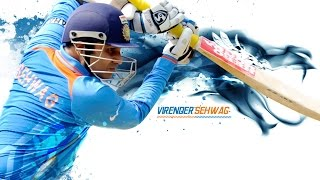 Virender Sehwag | We Miss You | Best Career Documentary in 5 minutes| English