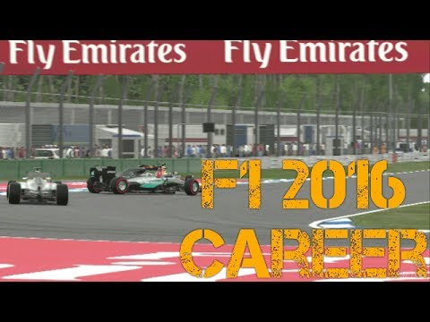 F1 2016 race #12 S3 | DIE HAMILTON TOCH! | Nederlands/Dutch