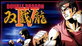 Double Dragon 4 - ARC SYSTEM WORKS Walkthrough