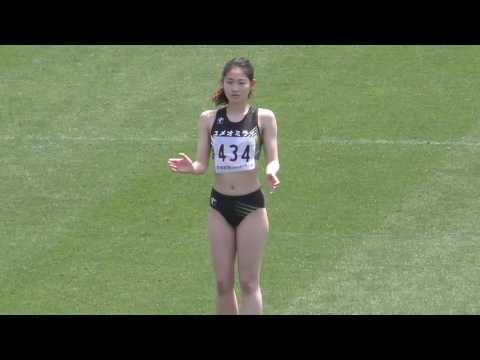 女子陸上 走り高跳び スーパースロー