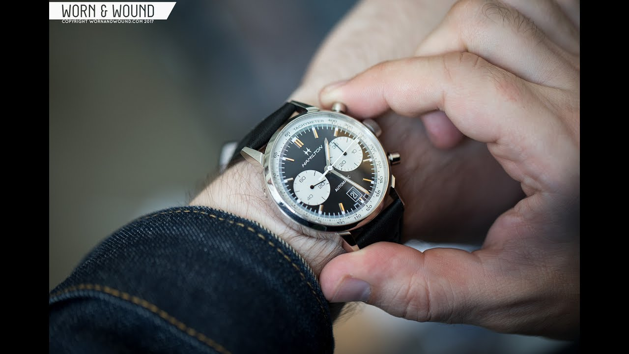 84e8a788b Hamilton Intra-matic 68 Auto Chrono Review - Worn & Wound
