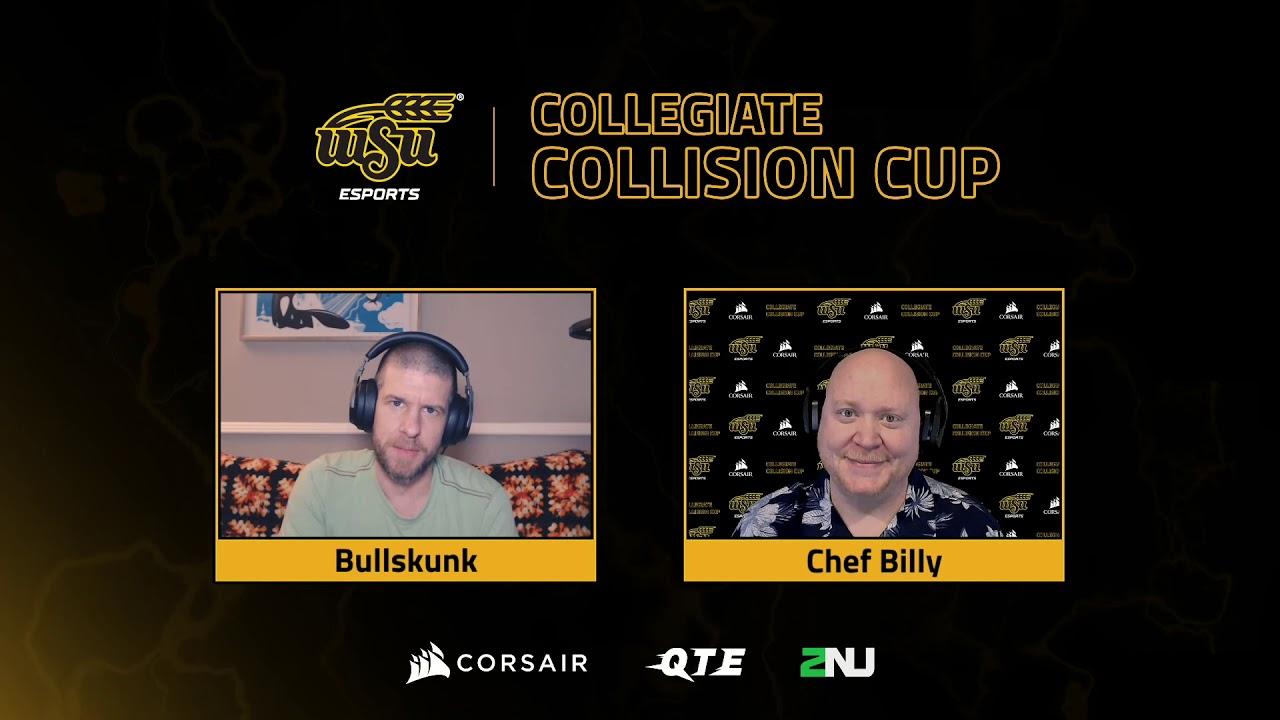 WSU Collegiate Collision Cup - Sponsored by Corsair