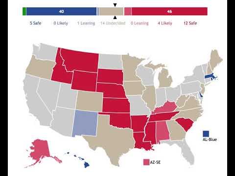 The Best Case Scenario For The Republicans In The 2020 Senate Elections