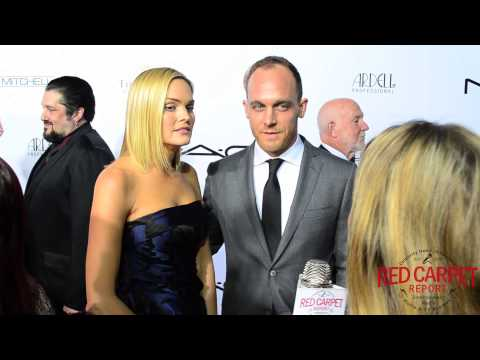 Sunny Mabrey & Ethan Embry at the 2015 MakeUp Artists & Hair Stylists Guild Awards MUAHSawards