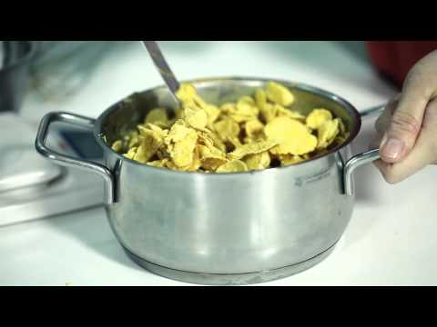 Healthy Recipes: Chinese New Year Desserts Corn Flake Cookies