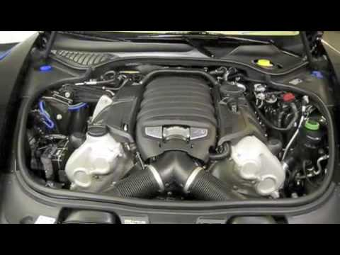 2010 Porsche Panamera S W Sport Exhausts Start Up Engine And In Depth Tour Youtube