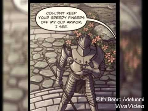 Patches [Dark Souls Dub]