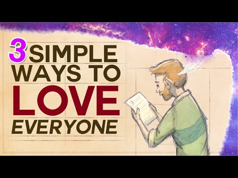 3 Simple Ways to Love Everyone - Swedenborg and Life