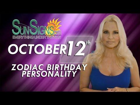 Facts & Trivia - Zodiac Sign Libra October 12th Birthday Horoscope