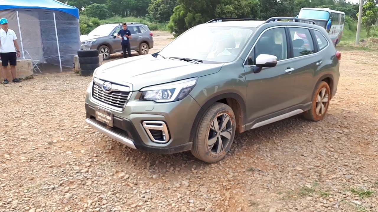 Piston My 2019 Subaru Forester Off Road Test Track Taiwan Pt 2