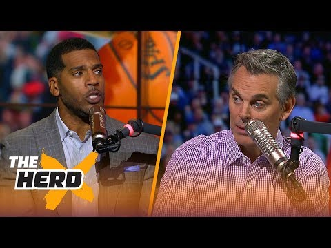 Jim Jackson on Lonzo's 0-2 game against Portland, the Cavs struggling in the East   THE HERD