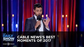 Cable News's Best Moments of 2017: The Daily Show thumbnail