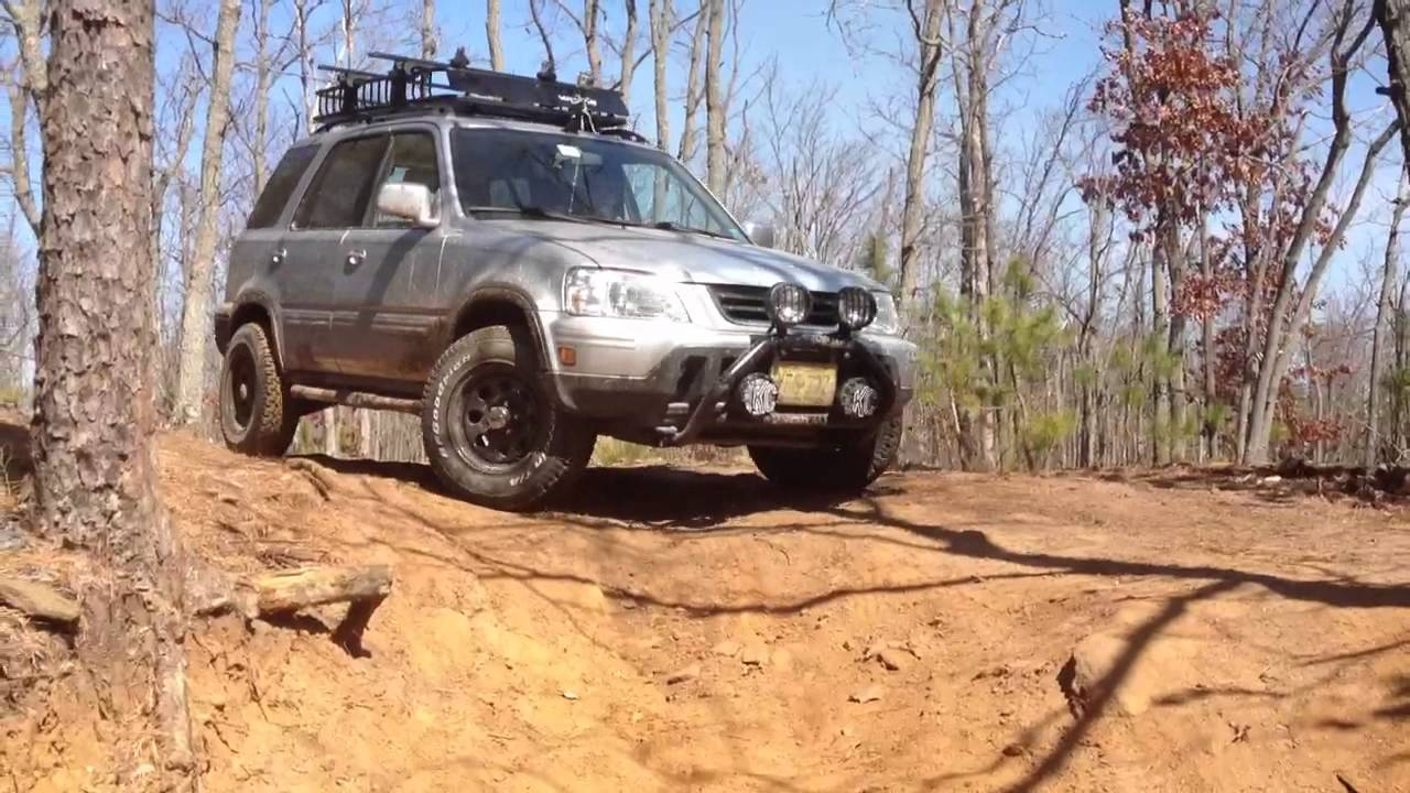 Crv Off Road Youtube