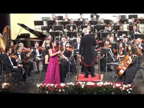 Do Phuong Nhi /Max Bruch, Violin Concerto No 1 in G minor.