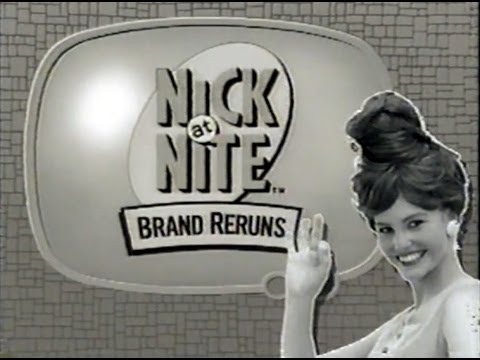 Classic Nick at Nite Commercials